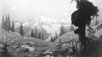 Hiroshi Sugimoto, 'The Alps', 1980