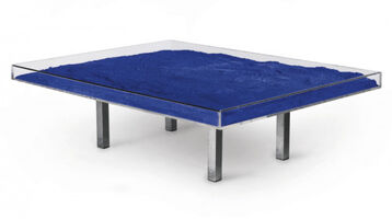Yves Klein, 'Blue Table', 1963