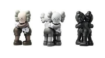 KAWS, 'Together (Set of 3), 2018', 2018