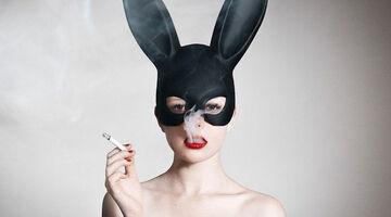 Tyler Shields, 'Bunny ', 2016