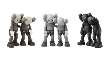 KAWS, 'Along the Way (Set of 3)', 2019