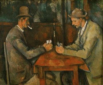 Cezanne S Landscape Paintings