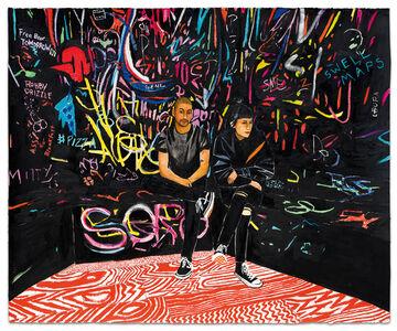 Raffi Kalenderian, 'Joey and Jen', 2020