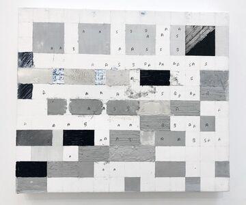 Tanya Goel, 'Aluminum/coal study', 2019