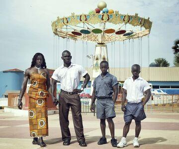 Kurt Stallaert, 'Gambia Family', 2010