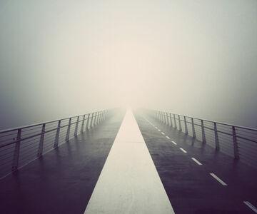 Kim Holtermand, 'Deserted City: Bridge'