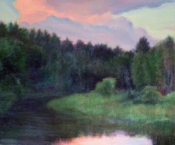 Jim Schantz, 'After the Storm, Housatonic Dusk', 2020