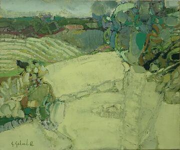 Gabriel Godard, 'Paysage', 1966