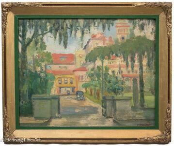Charles Alfred Meurer, 'Hotel Ponce de Leon Hotel, Flagler College, St. Augustine, Florida', 1933