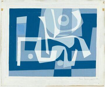 Leo Leuppi, 'Untitled', 1958