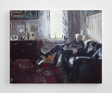 Polina Barskaya, 'Dark Grandfather', 2016