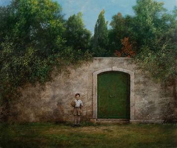 Vladimir Pajevic, 'The Backyard Games', 2020