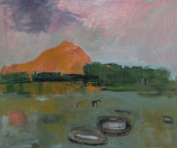 Mary Vernon, 'Stone Ponds', 2018