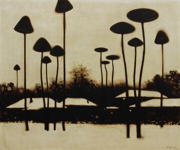 Rinat Voligamsi, 'Black Mushrooms', 2019