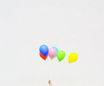 Kimberly Genevieve, 'Untitled (Balloons)', 2020