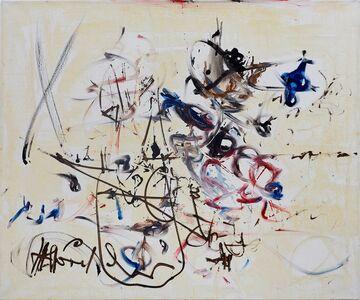 Hans Staudacher, 'Lyrisches', 1990