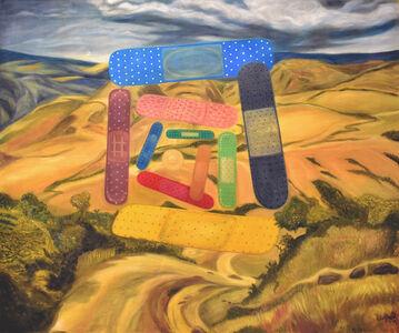 Barry Wolfryd, 'Keeping a Landscape Together', 2019