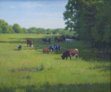 Sam Vokey, 'Sunlight on the Pasture', 2019