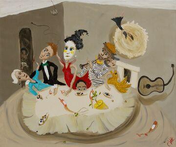 Chris Wake, 'The musicians ', 2013