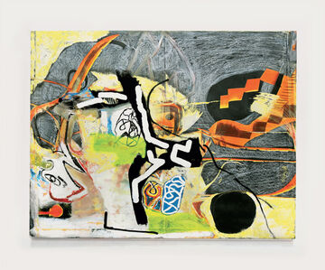 Arthur Lanyon, 'Tin Man', 2020