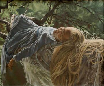 Ariane Krischke, 'Ophelia III', 2002