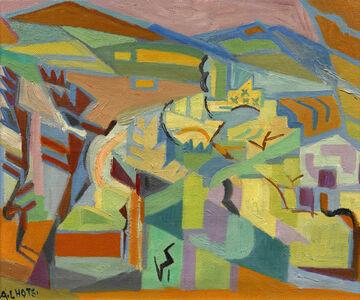 André Lhote, 'Paysage', ca. 1927