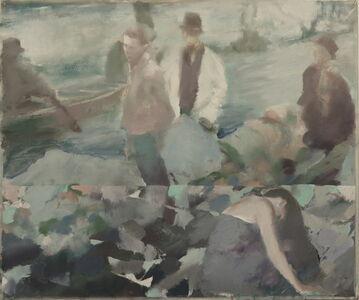 Simon Edmondson, 'Study for River Dream', 2018