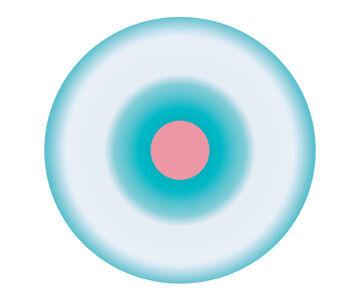 Ruth Adler, 'Turquoise Puff', 2020
