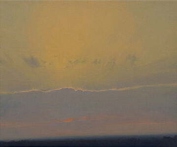 Lisa Grossman, 'Front's Edge', 2011