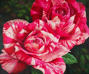 Fiona Craig, 'Matisse Roses', 2014