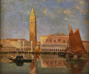 Paul Cornoyer, 'Untitled (Venice)'
