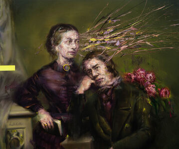 Mathieu Laca, 'Clara and Robert Schumann ', 2019
