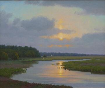 Sam Vokey, 'Evening Glow', 2020