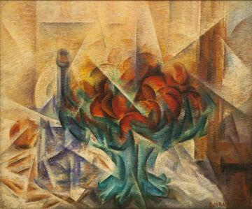 Roberto Marcello Baldessari, 'Natura morta', 1918