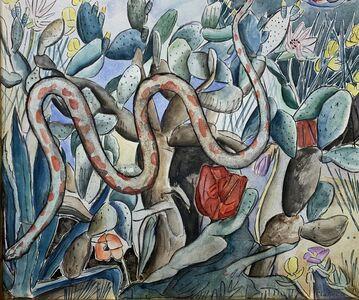 Oliver Chaffee, 'Coral Snake', 1935-1936