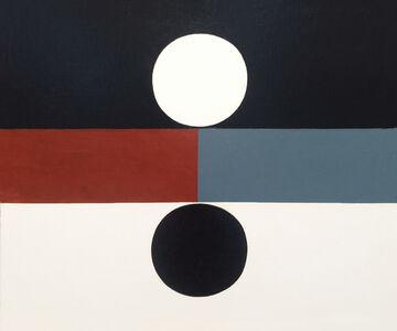 Frederick Hammersley, 'Both', 1959