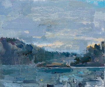 Gage Opdenbrouw, 'Salish Sea I', 2019
