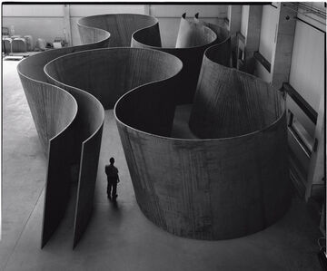Richard Serra, 'Inside Out', 2013
