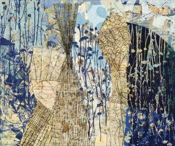 Eva Isaksen, 'Morning Blue', 2008