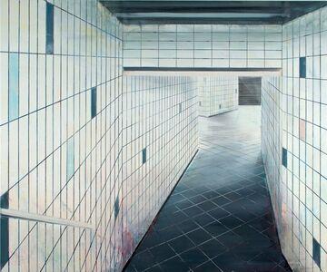 Driss Ouadahi, 'Random tiles', 2016