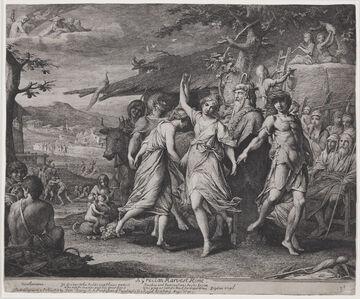 James Barry, 'A Grecian Harvest-Home.', 1791
