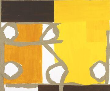 Sandra Blow, 'Orange Yellow Connection', 2005