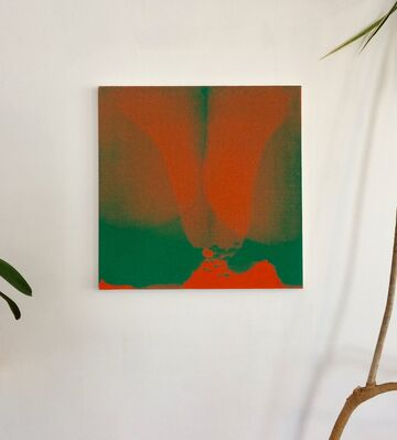 New Discretions at Future Fair Online, installation view
