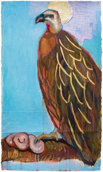 Karen Heagle, 'Griffon Vulture (Soothsayer I)', 2018