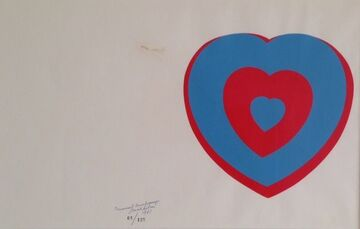 Coeurs Volant (Fluttering Hearts)