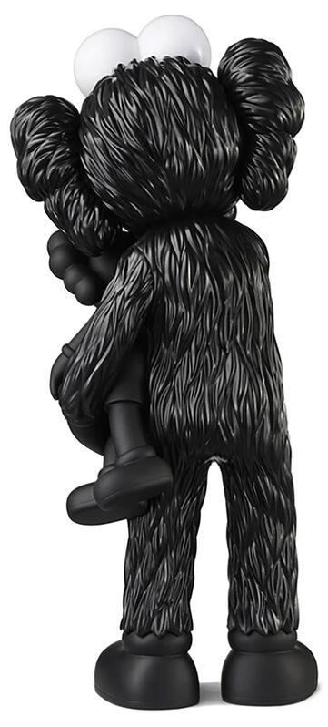 KAWS, 'KAWS TAKE Black (black KAWS TAKE) ', 2020, Sculpture, Painted cast resin vinyl figure, Lot 180