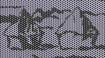 Roy Lichtenstein, 'Haystack #3', 1969