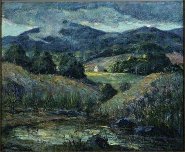 Ernest Lawson, 'Approaching Storm', between 1912 and 1920