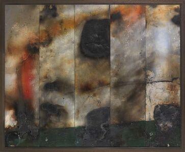 John Blackburn, 'Fire Painting XX', 2017-2018