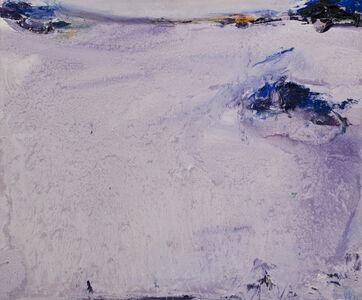 Olivier Debré, 'Composition mauve', 1971